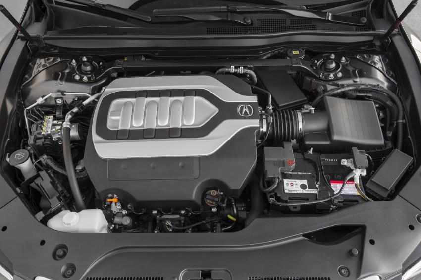 GALLERY: All-new 2014 Acura RLX – Honda's 5-Series Image #155086