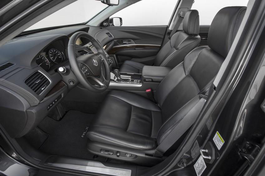 GALLERY: All-new 2014 Acura RLX – Honda's 5-Series Image #155102