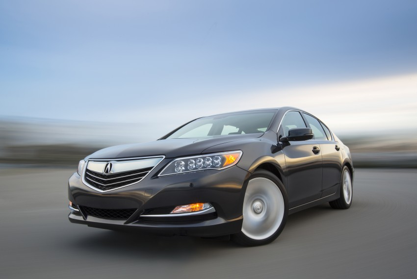 GALLERY: All-new 2014 Acura RLX – Honda's 5-Series Image #155135