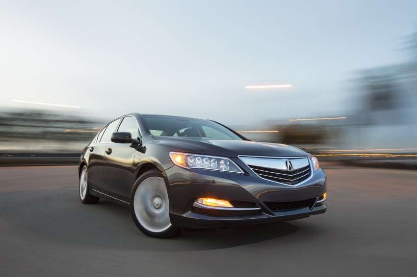 GALLERY: All-new 2014 Acura RLX – Honda's 5-Series Image #155122