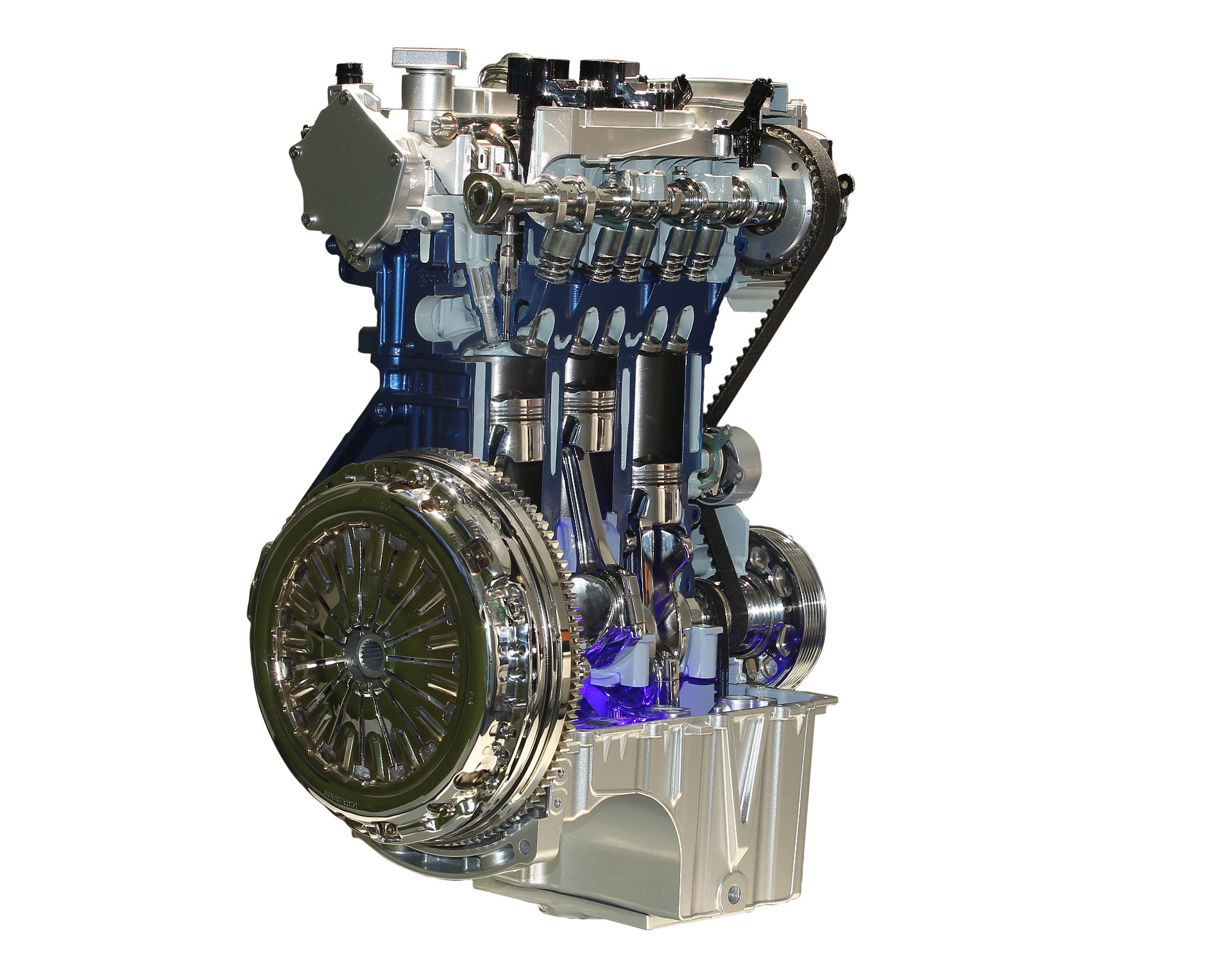 Ford Mondeo To Get 1 0 Ecoboost Engine In Europe Image 129161