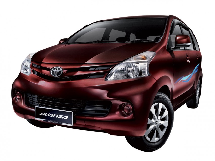 2012 Toyota Avanza launched – RM64,590 to RM79,590 Image #83696