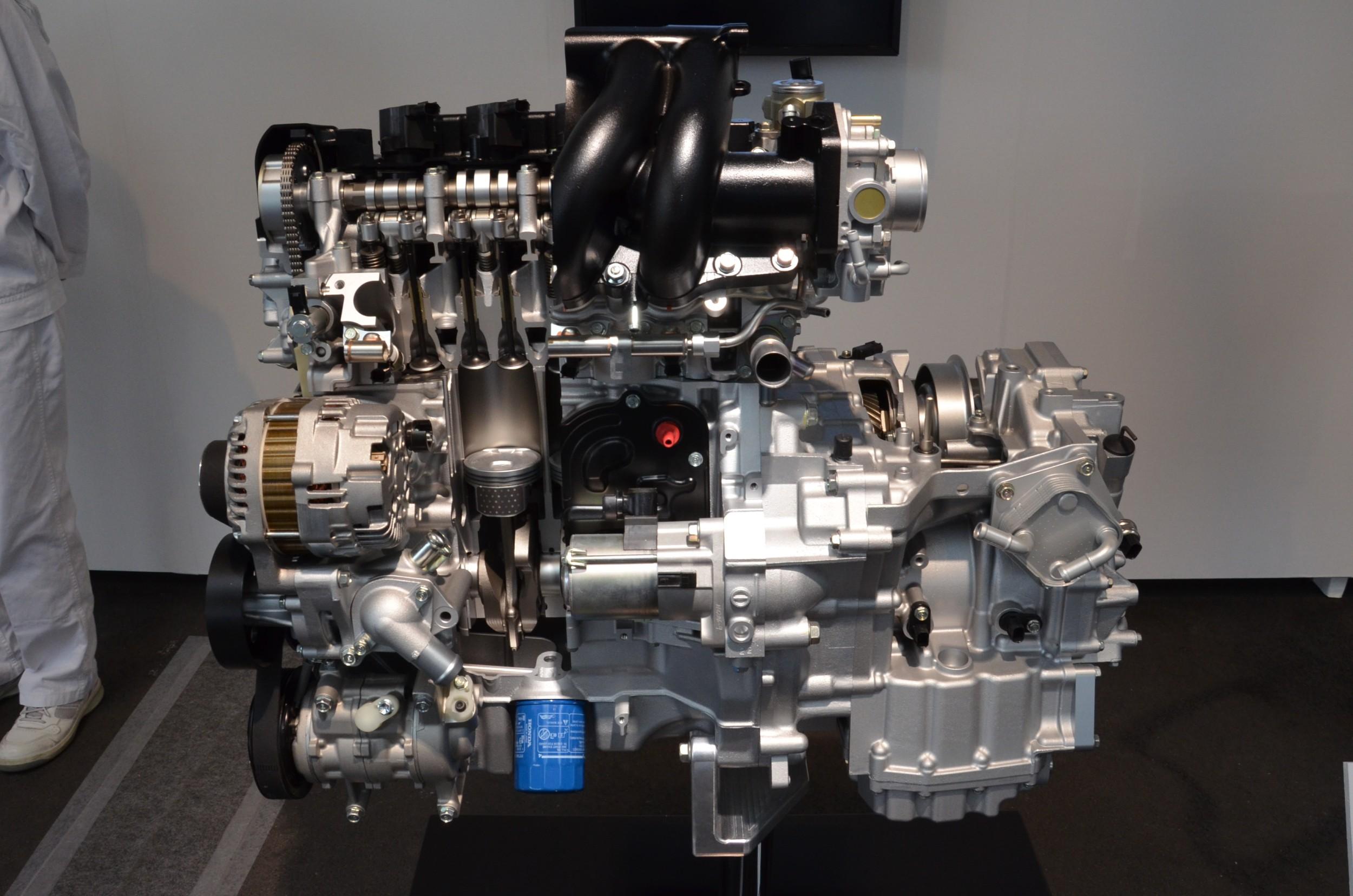 Honda Earth Dreams 2012 1 5 Litre I Vtec Di Engine And G