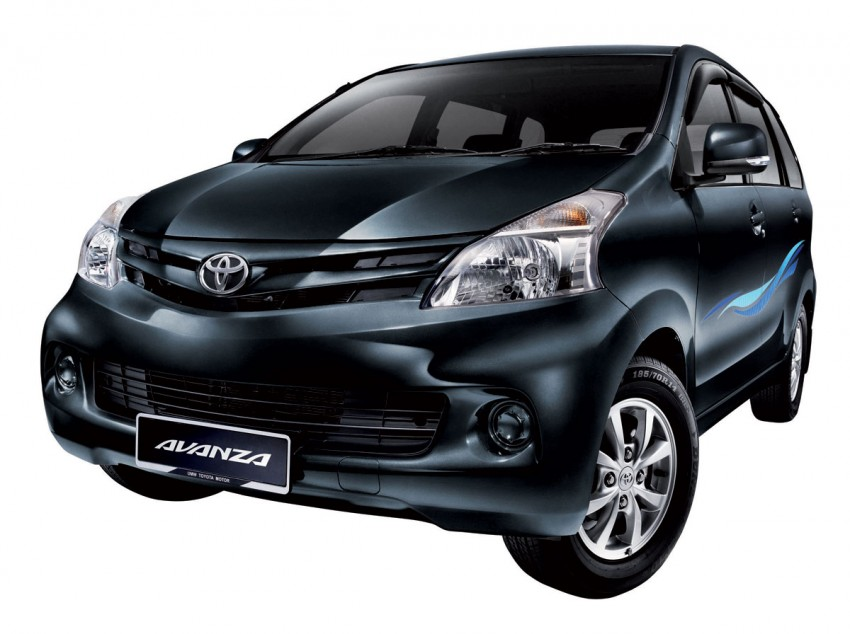 2012 Toyota Avanza launched – RM64,590 to RM79,590 Image #83697