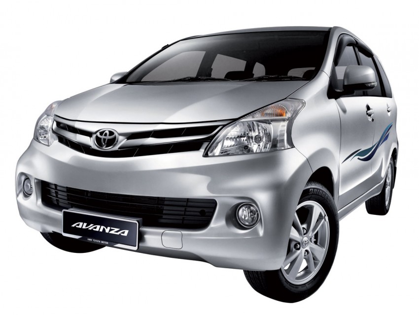 2012 Toyota Avanza launched – RM64,590 to RM79,590 Image #83701