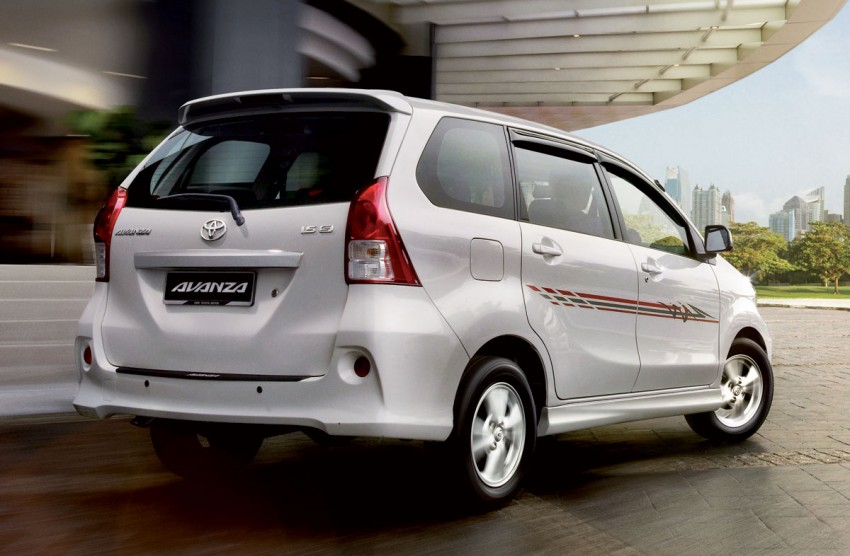 2012 Toyota Avanza launched – RM64,590 to RM79,590 Image #83702
