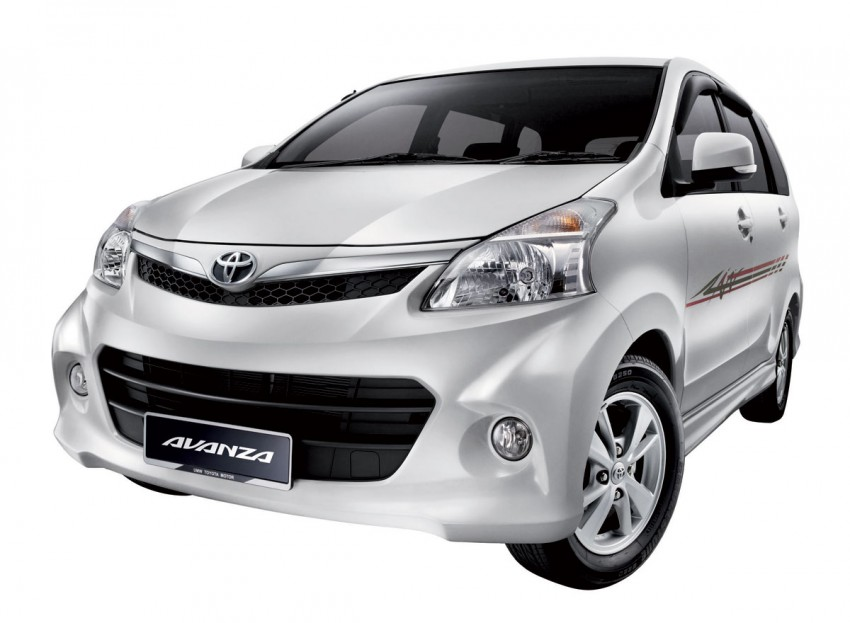 2012 Toyota Avanza launched – RM64,590 to RM79,590 Image #83708