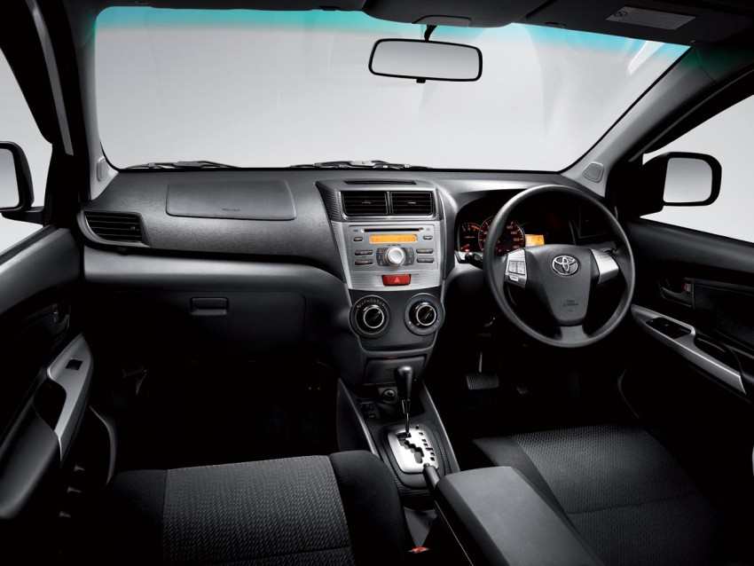 2012 Toyota Avanza launched – RM64,590 to RM79,590 Image #83704