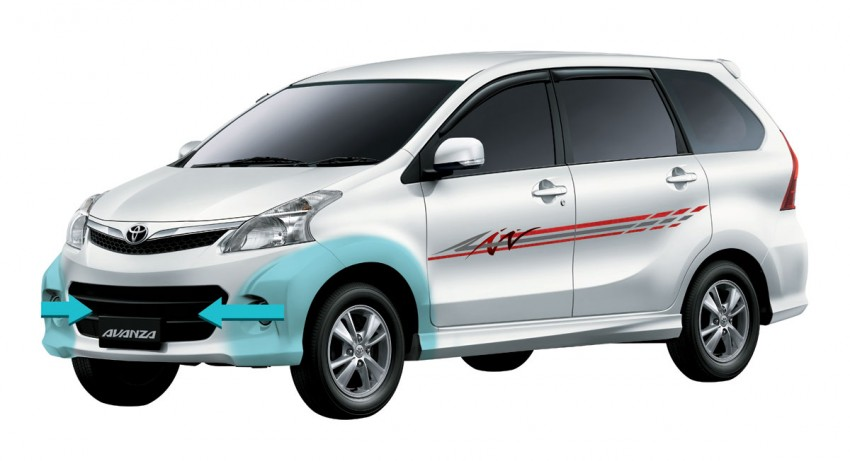 2012 Toyota Avanza launched – RM64,590 to RM79,590 Image #83705