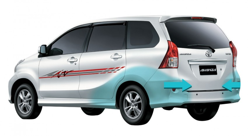 2012 Toyota Avanza launched – RM64,590 to RM79,590 Image #83706