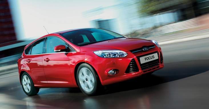 Ford Focus becomes 350 millionth vehicle to be built by the Blue Oval, also the best selling car in the world Image #128257