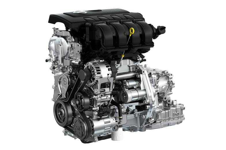 Nissan Sylphy gets new engine and updated CVT Image #102679
