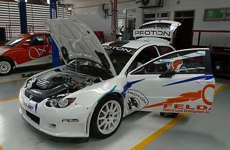 Proton Satria Neo S2000