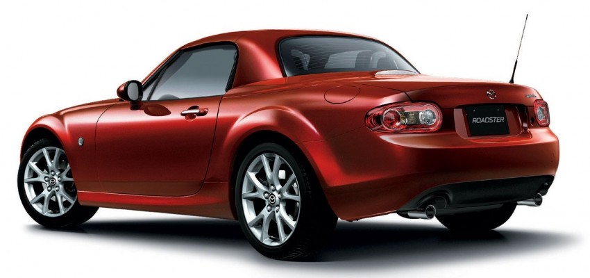 Mazda MX-5 upgraded and now being sold in Japan Image #116350