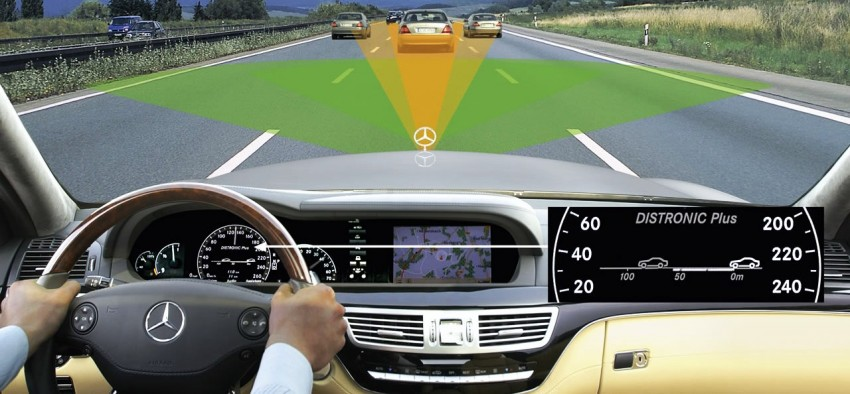 EU legislation: All new cars to feature autonomous emergency braking by 2014 Image #123610
