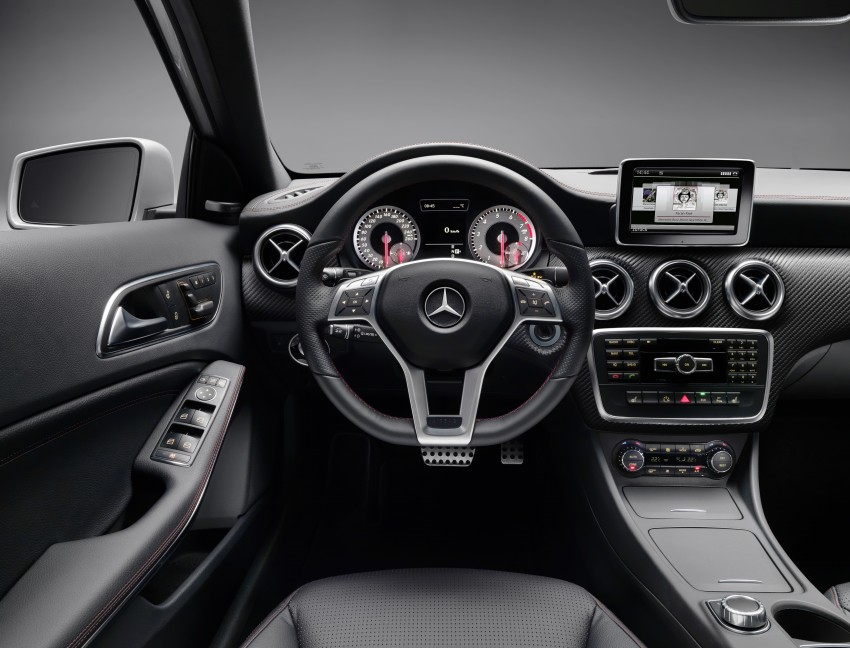 DRIVEN: W176 Mercedes-Benz A-Class – we sample the A200, A250 and A250 Sport in Slovenia Image #121792