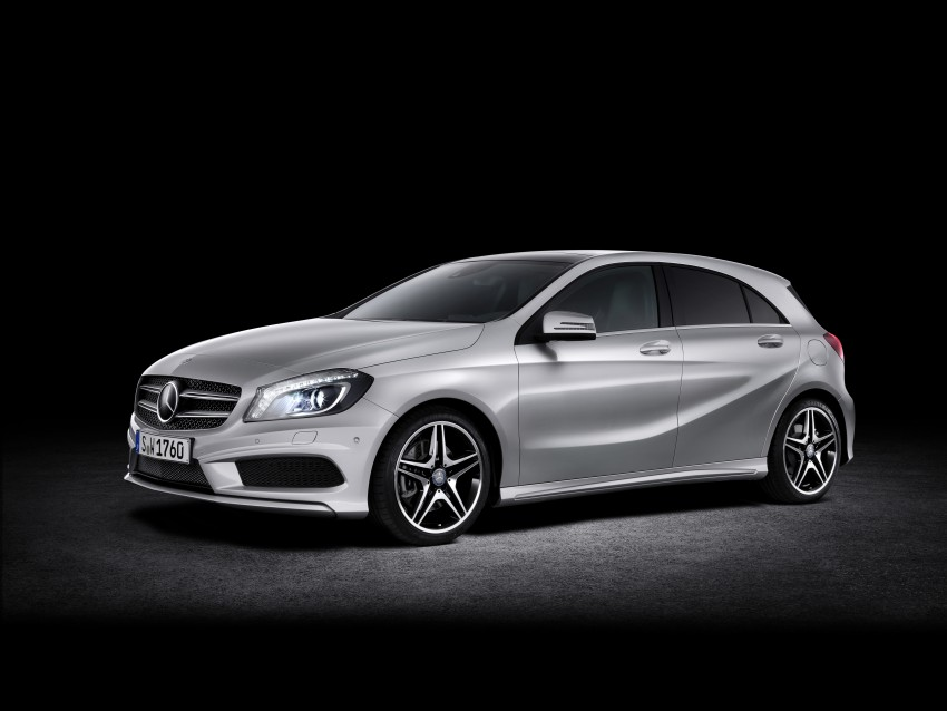 DRIVEN: W176 Mercedes-Benz A-Class – we sample the A200, A250 and A250 Sport in Slovenia Image #121796