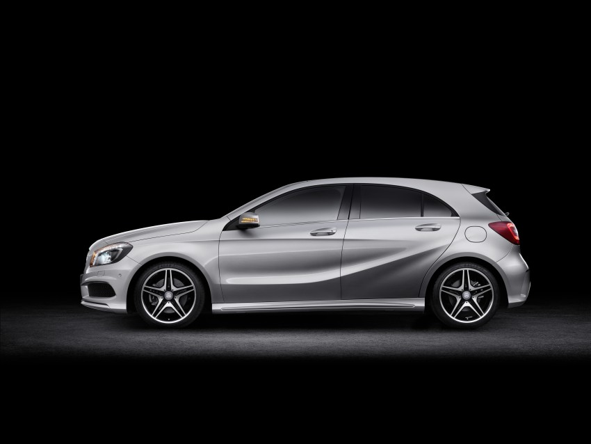 DRIVEN: Mercedes-Benz A-Class W176 – the A 200, A 250 and A 250 Sport sampled in Slovenia Image #121798
