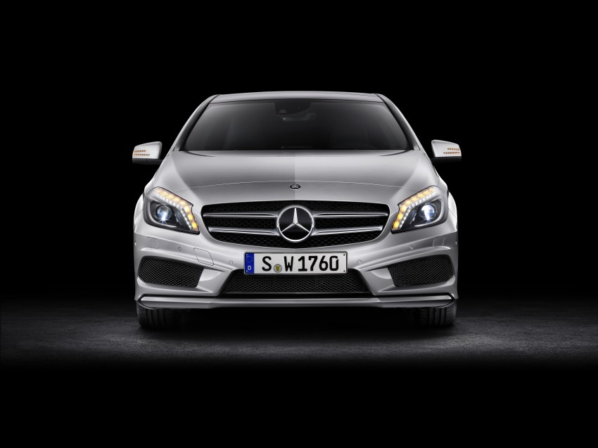 DRIVEN: W176 Mercedes-Benz A-Class – we sample the A200, A250 and A250 Sport in Slovenia Image #121799
