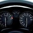 12 Roadster black meter ring