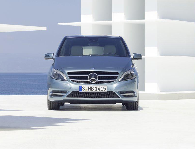 All-new Mercedes-Benz B-Class officially revealed! Image #66160