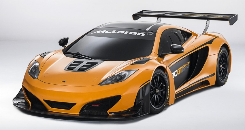McLaren 12C GT Can-Am Edition to go into production Image #142044