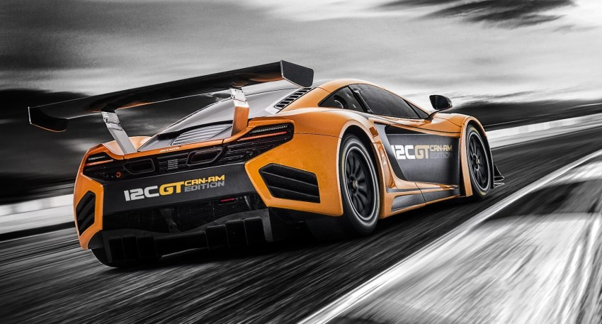 McLaren 12C GT Can-Am Edition to go into production Image #142043