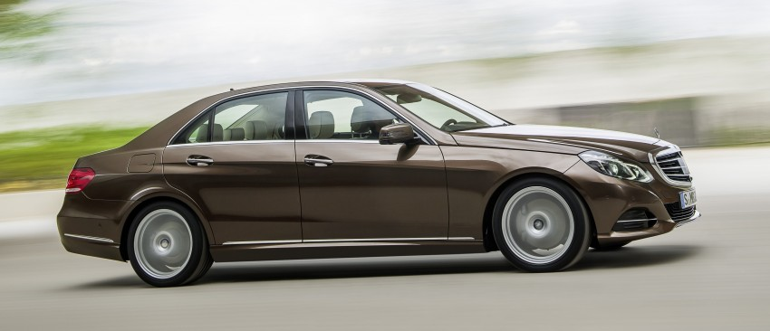 W212 Mercedes-Benz E-Class Facelift unveiled Image #146013