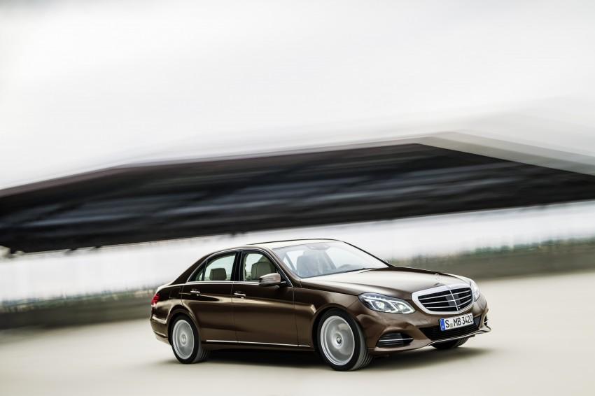 W212 Mercedes-Benz E-Class Facelift unveiled Image #146006