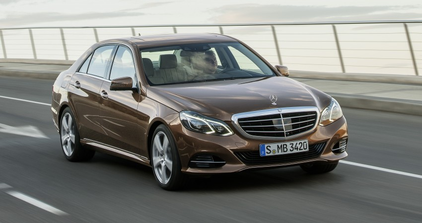 W212 Mercedes-Benz E-Class Facelift unveiled Image #146004