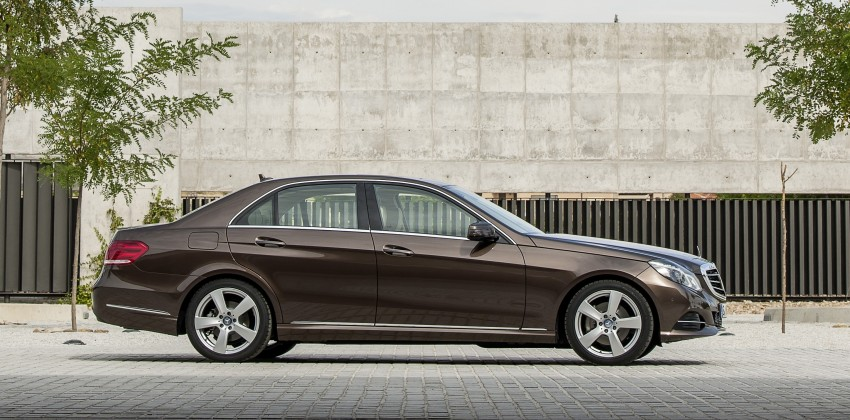 W212 Mercedes-Benz E-Class Facelift unveiled Image #146001