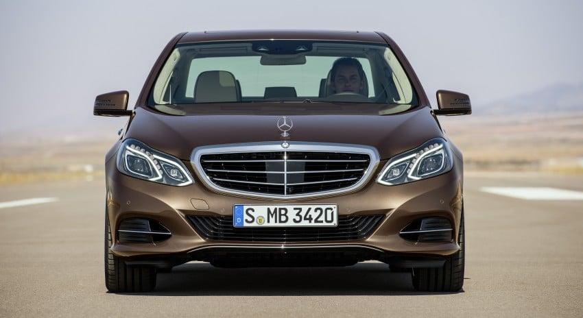 W212 Mercedes-Benz E-Class Facelift unveiled Image #146002