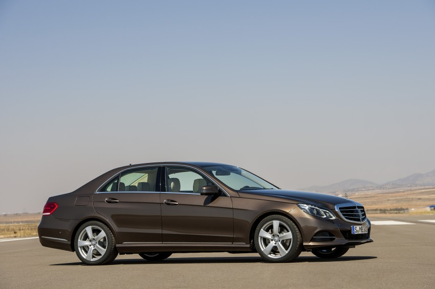 W212 Mercedes-Benz E-Class Facelift unveiled Image #145999
