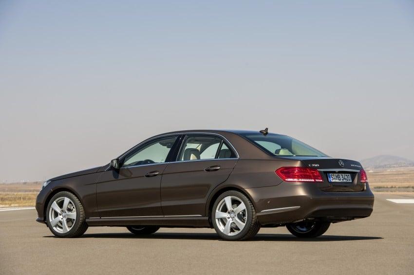 W212 Mercedes-Benz E-Class Facelift unveiled Image #145996