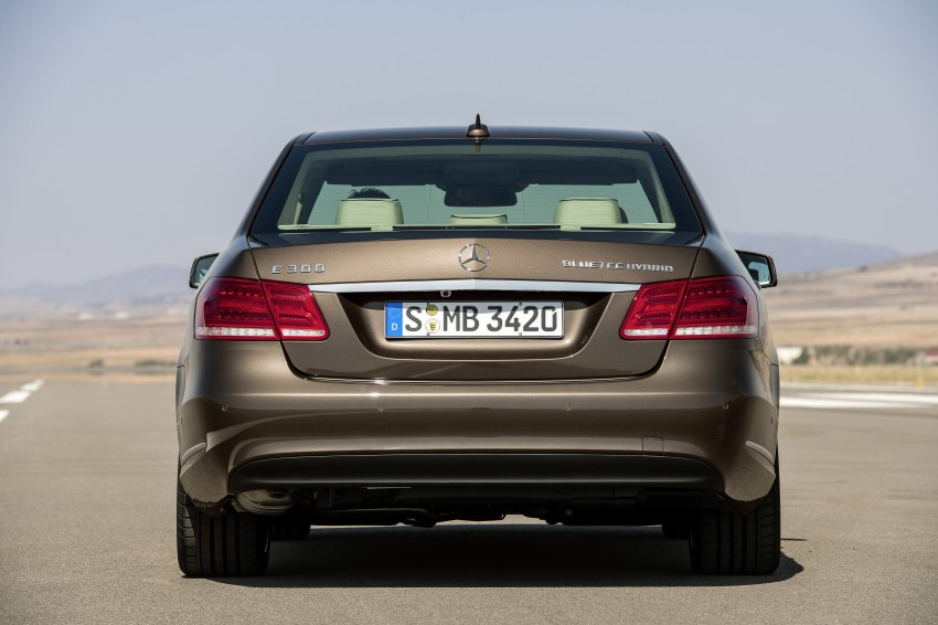 W212 Mercedes-Benz E-Class Facelift unveiled Image #145993
