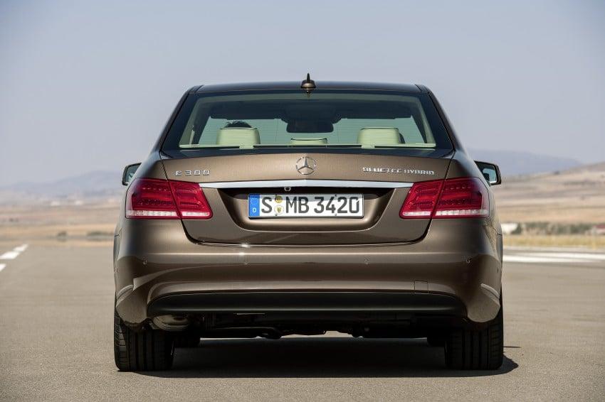 W212 Mercedes-Benz E-Class Facelift unveiled Image #145993