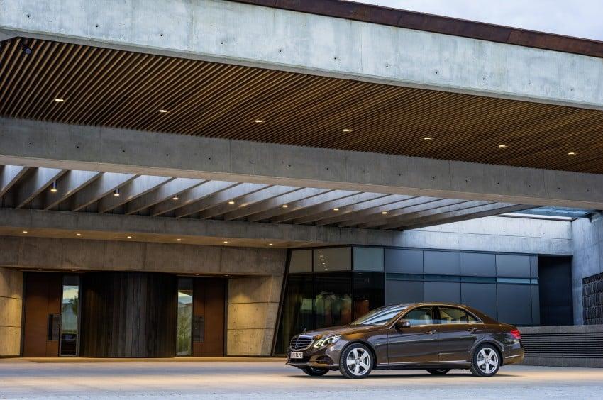W212 Mercedes-Benz E-Class Facelift unveiled Image #145995