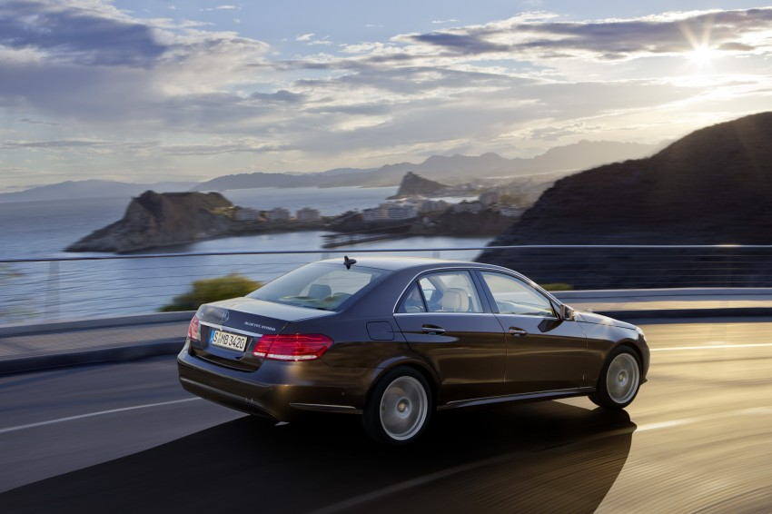 W212 Mercedes-Benz E-Class Facelift unveiled Image #145992