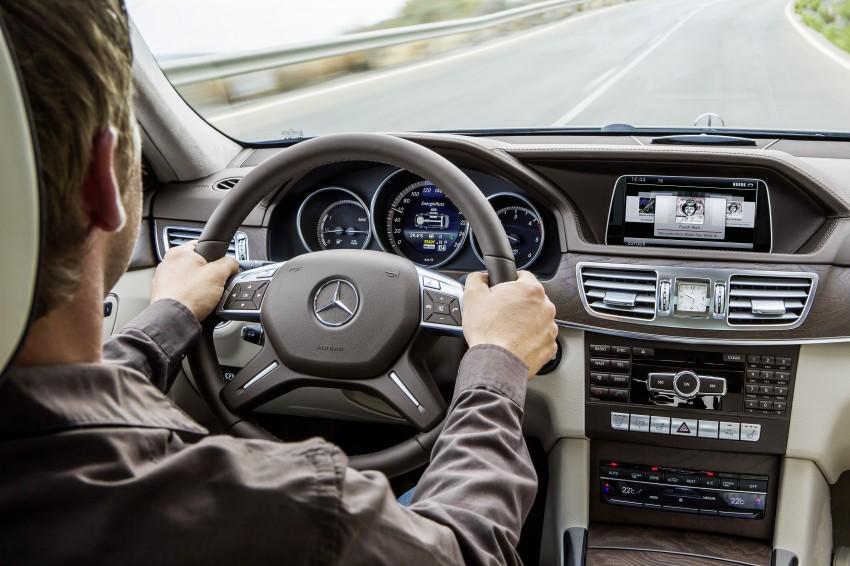 W212 Mercedes-Benz E-Class Facelift unveiled Image #145989