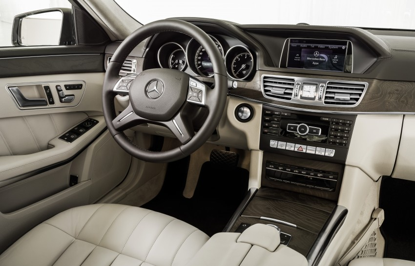W212 Mercedes-Benz E-Class Facelift unveiled Image #145988
