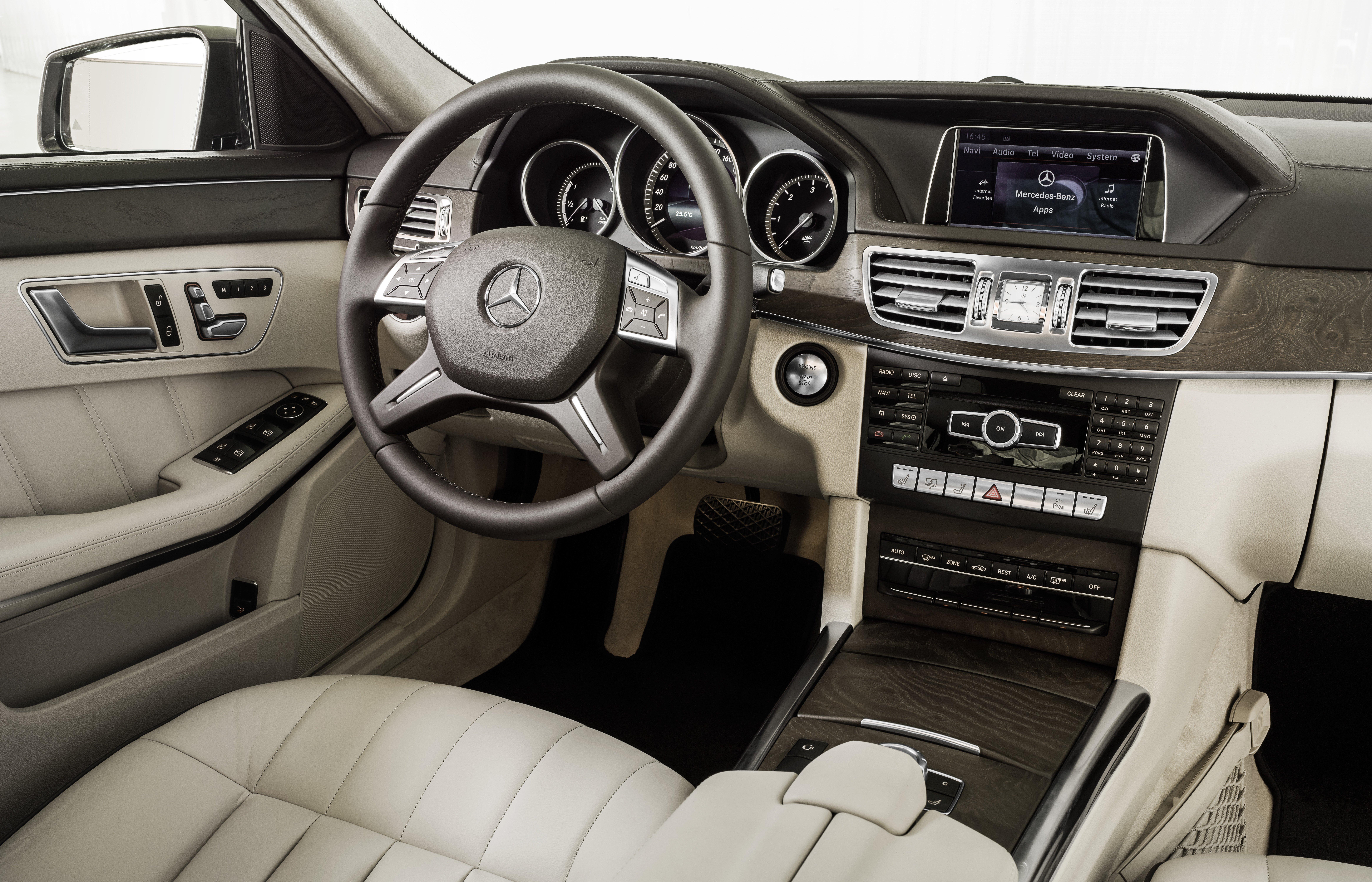 W212 Mercedes-Benz E-Class Facelift unveiled Image 145988