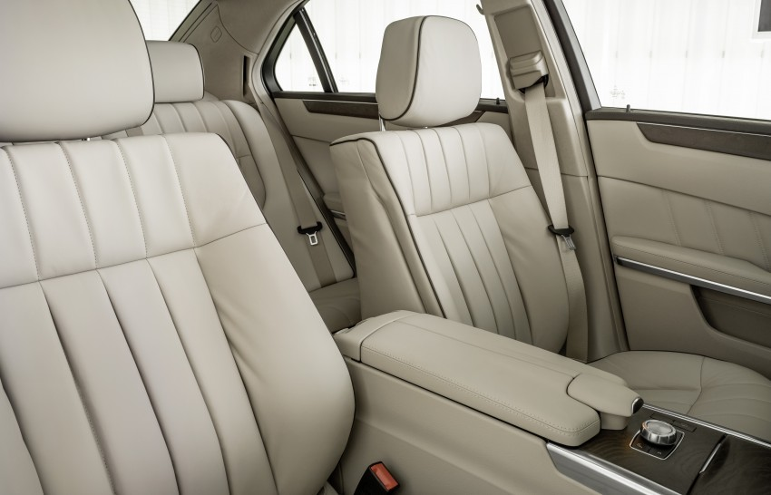 W212 Mercedes-Benz E-Class Facelift unveiled Image #145985