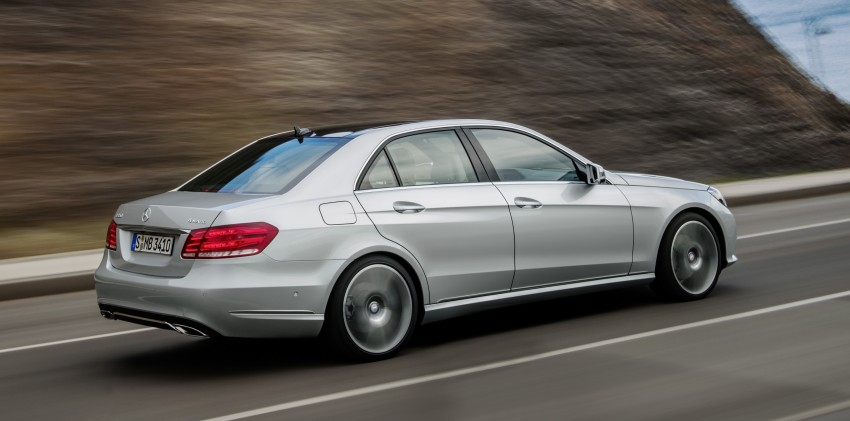 W212 Mercedes-Benz E-Class Facelift unveiled Image #145982