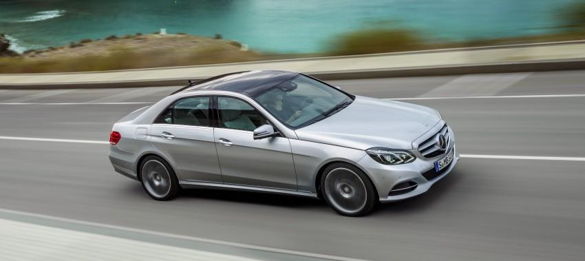 W212 Mercedes-Benz E-Class Facelift unveiled Image #145981