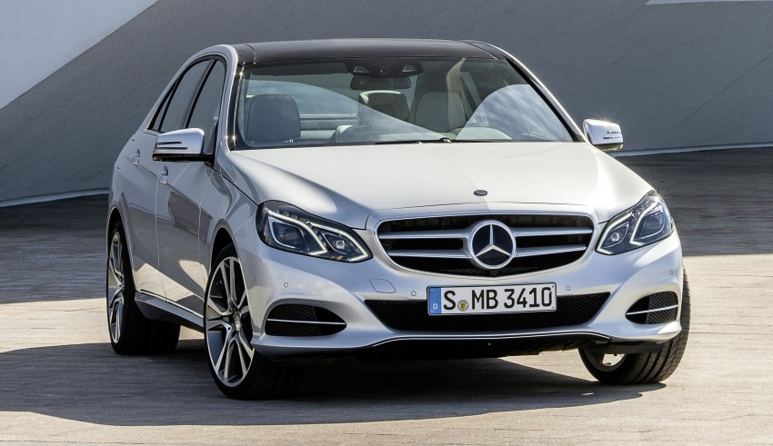 W212 Mercedes-Benz E-Class Facelift unveiled Image #145977