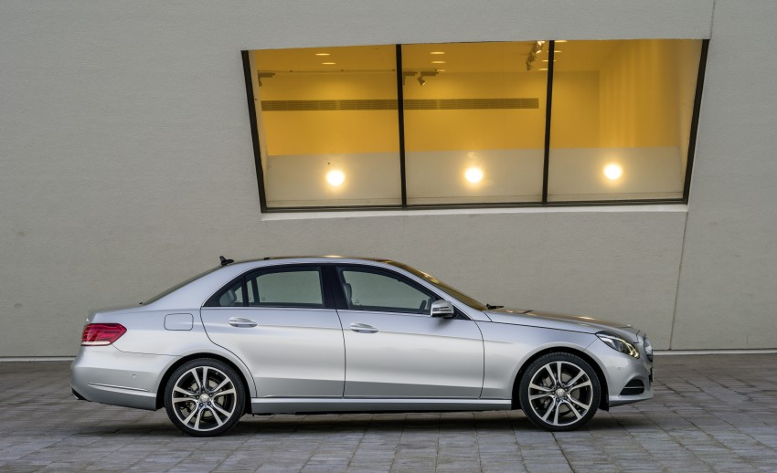 W212 Mercedes-Benz E-Class Facelift unveiled Image #145973