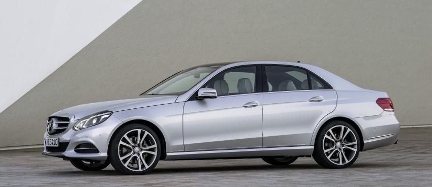 W212 Mercedes-Benz E-Class Facelift unveiled Image #145974