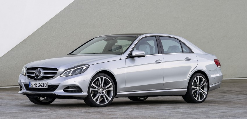 W212 Mercedes-Benz E-Class Facelift unveiled Image #145971