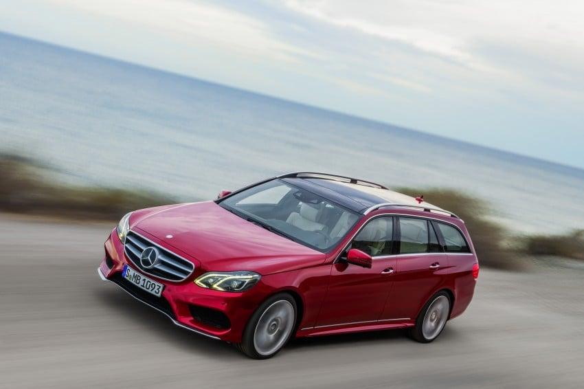 W212 Mercedes-Benz E-Class Facelift unveiled Image #145970