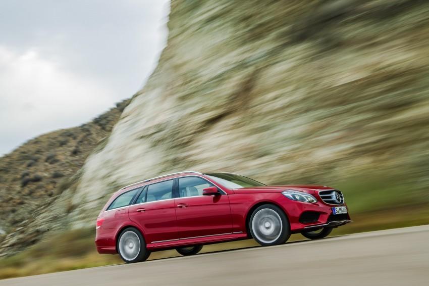 W212 Mercedes-Benz E-Class Facelift unveiled Image #145969